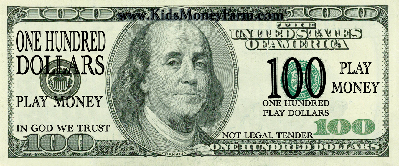 picture regarding Fake Money Printables titled Downloadable and Printable Sensible Participate in Financial Templates