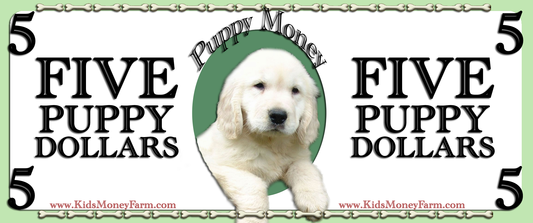 picture regarding Printable Play Money $1 identify Pet Financial Participate in Dollars Templates